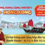 Khuấy động bay Hongkong cùng Vietjet Air với 5.000 vé 0Đ