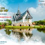 Đi Thái lan chẳng chán với vé khứ hồi chỉ từ 35 USD cùng VNA