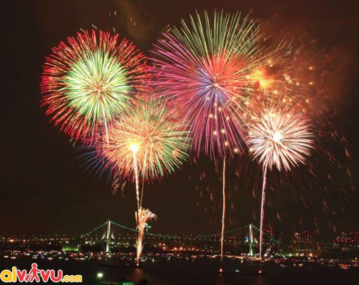Lễ hội pháo hoa Sumidagawa