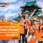 Jetstar giảm giá toàn mạng bay, chỉ từ 88K vi vu thả ga