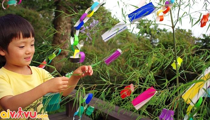 Lễ hội Tanabata hay còn gọi là lễ thất tịch của Nhật bản