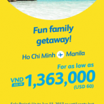 Cùng Cebu du lịch Philippines rộn ràng, giá vé chỉ từ 60 USD full thuế phí