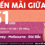 KM bay khắp Châu Á chỉ từ 89 USD