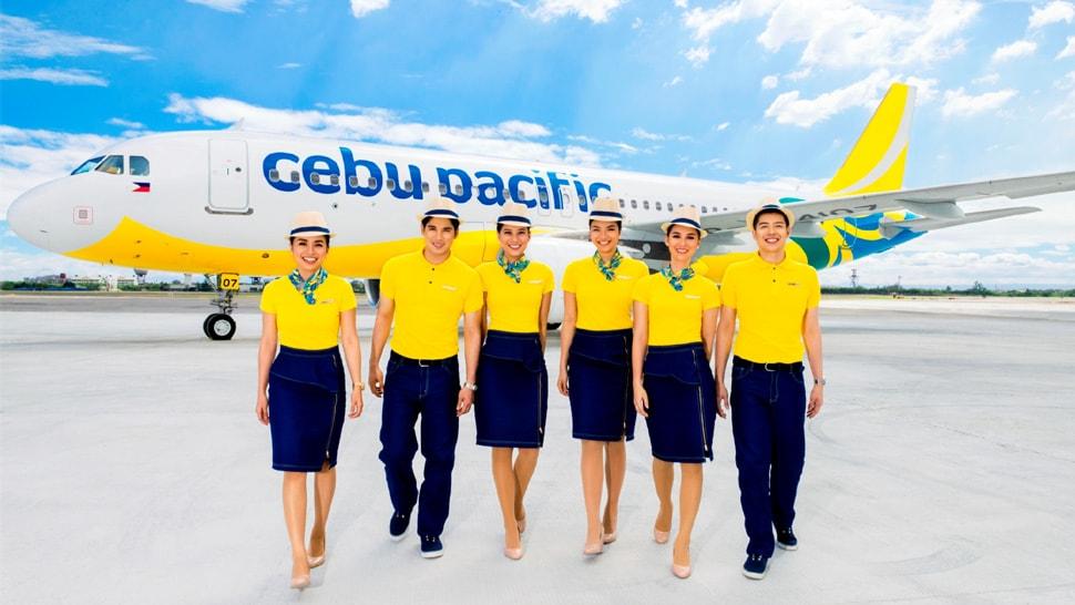 Lịch sử hình thành của Cebu Pacific