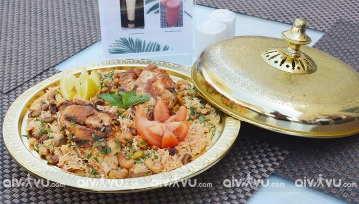 Machbous được xem là linh hồn ẩm thực của Qatar