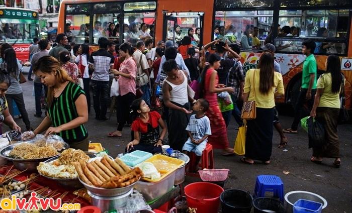 Khám phá Yangon theo cách riêng của bạn