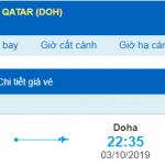 Vé máy bay đi Qatar từ Đà Nẵng