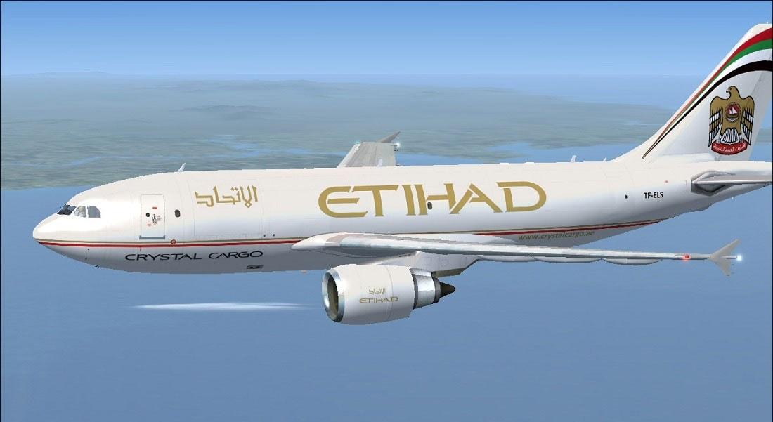 Vé máy bay Etihad