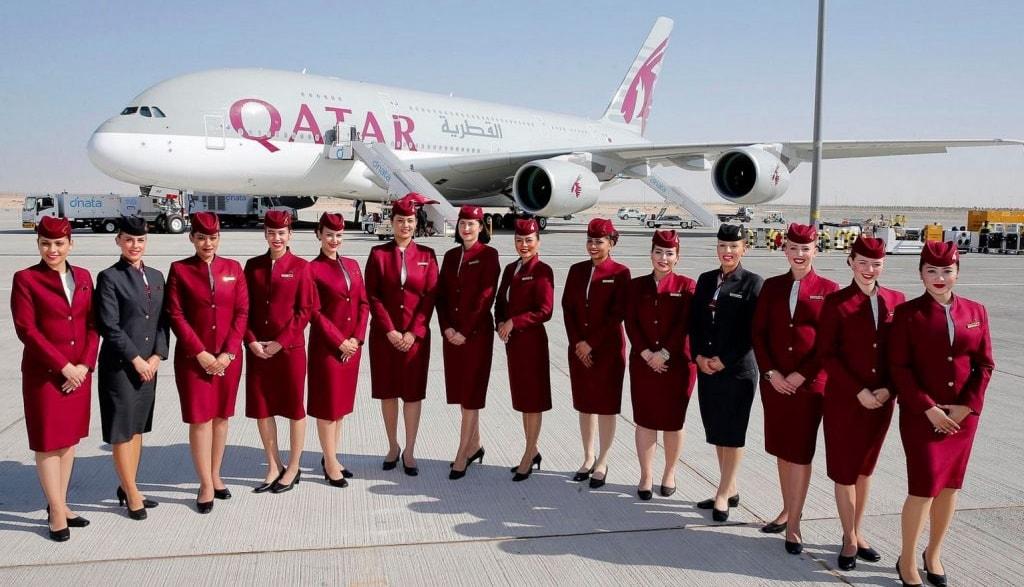 Đội bay Qatar Airways