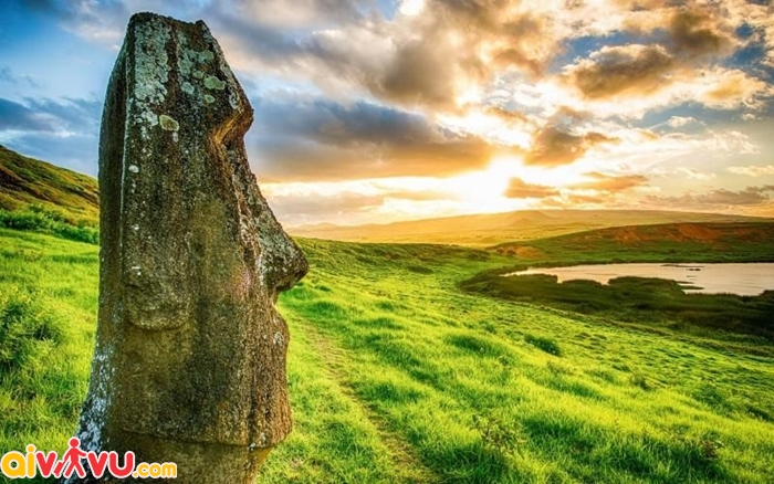 Đảo Phục sinh - điểm du lịch nổi tiếng của Chile