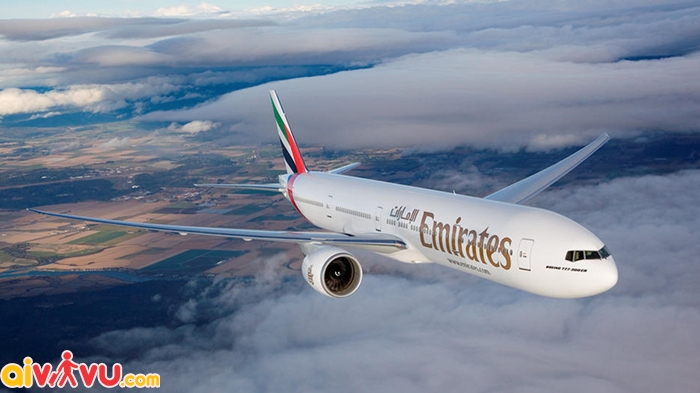 vé khứ hồi bay khắp thế giới chỉ từ 12,3 triệu VND