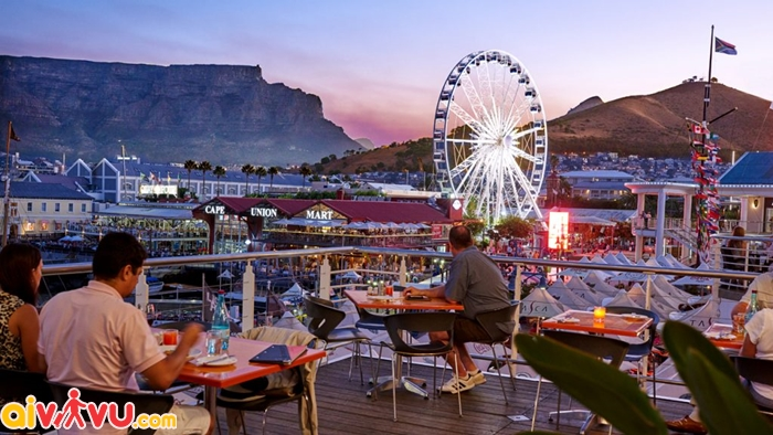 Cape Town, Nam Phi - điểm du lịch hấp dẫn thế giới