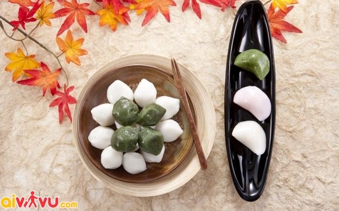 Songpyeon - bánh trung thu Hàn quốc