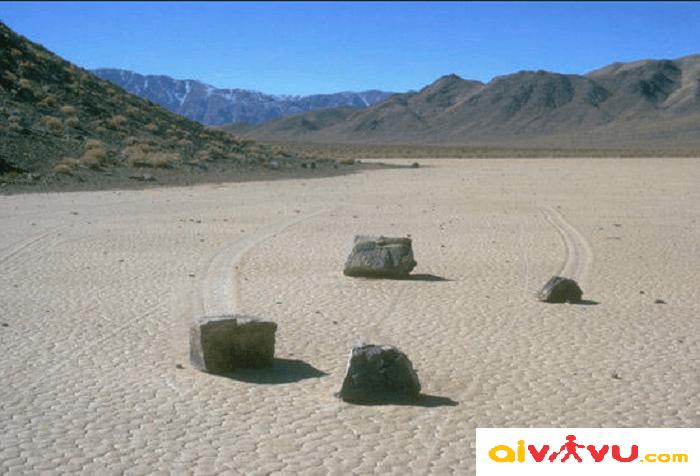 Thung lũng chết ở Mỹ
