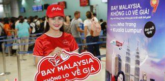 Bay Malaysia - ngắm muôn màu Châu Á chỉ từ 16 USD