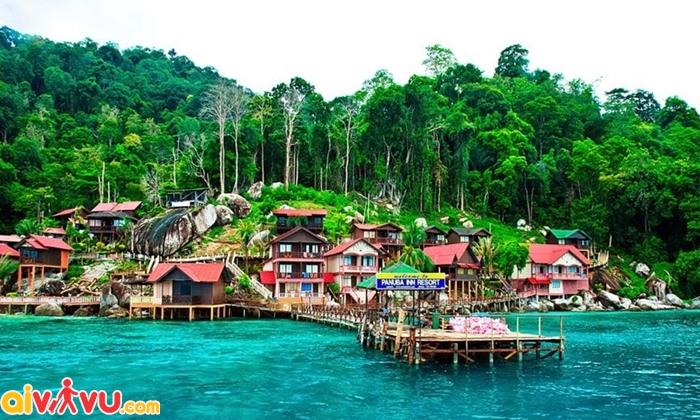 Johor Bharu, vùng đất xinh đẹp của Malaysia