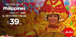 Chỉ từ 39 USD, trải nghiệm du lịch bất tận ở Philippines