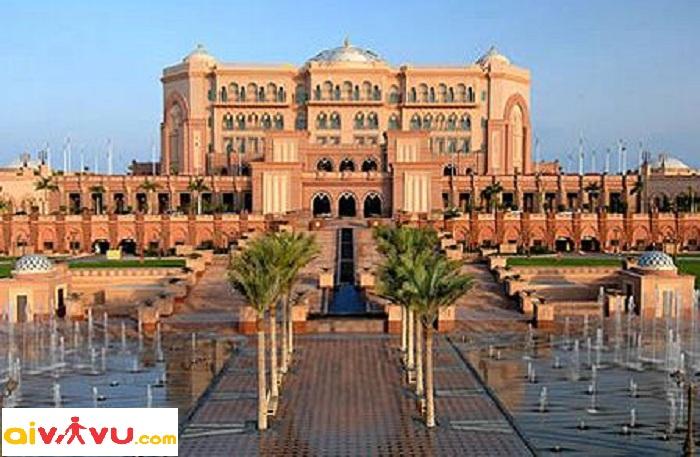 Cung điện Abu Dhabi Emirates