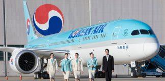 Korean Air mở bán vé khứ hồi đi Bắc Mỹ và Hàn quốc chỉ từ 318 USD