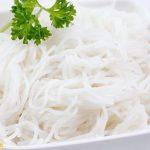 Bún là loại thực phẩm quen thuộc của mọi người Việt