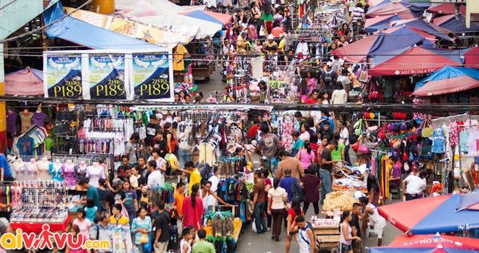 Chợ Vương Phủ Tỉnh là điểm đến hấp dẫn mọi du khách