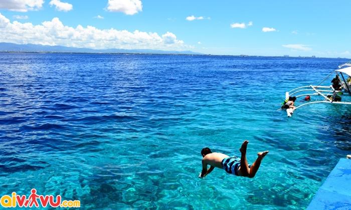 Philippines là thiên đường của môn thể thao lặn