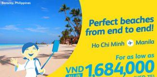 Du lịch Philippines bất tận với vé Cebu chỉ từ 75 USD siêu tiết kiệm