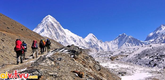Annapurna cung đường trekking tuyệt vời tại Nepal