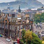 Thành phố Edinburgh cổ kính
