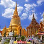Những chú ý khi du lịch Thái Lan vào tháng 10