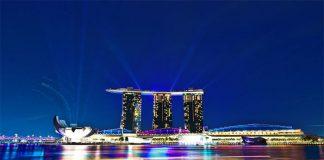 Điểm du lịch tuyệt đẹp bên vịnh Marina Bay Singapore quyến rũ