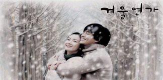 Đằm mình trong tuyết rơi tại Hàn Quốc