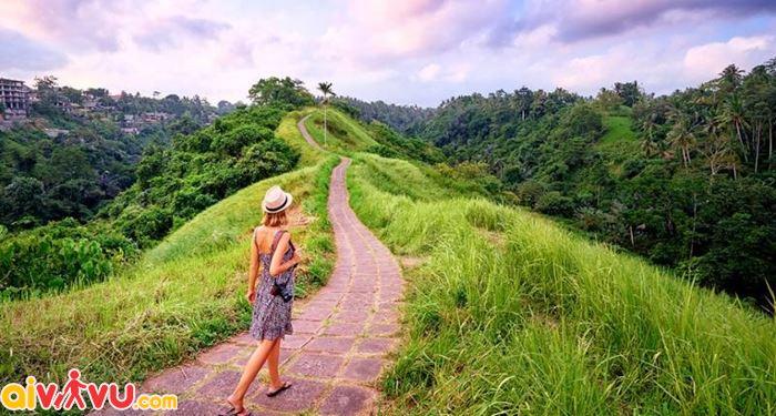 Thị trấn Ubud xinh đẹp ở Bali