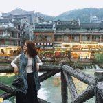 Cảnh đẹp Phượng Hoàng cổ trấn