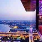 Cảnh đêm ở Bangkok