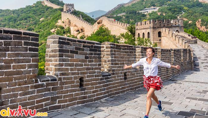Trải nghiệm du lịch Bắc Kinh