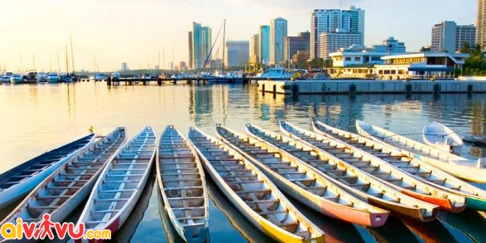 Du lịch Manila cùng Cebu