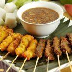Thịt xiên nướng ở Malaysia