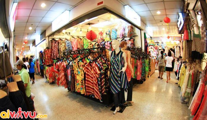 Nhiều điểm mua sắm lý tưởng ở Bangkok Thái Lan