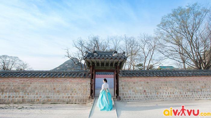 Vẻ đẹp cuốn hút ở Seoul