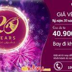Vé khứ hồi hạng Premium chỉ từ 40.900.000 VND của Qatar
