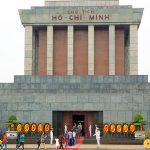 Lăng chủ tịch Hồ Chí Minh trang nghiêm