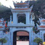 Cầu duyên tại chùa Duyên Ninh
