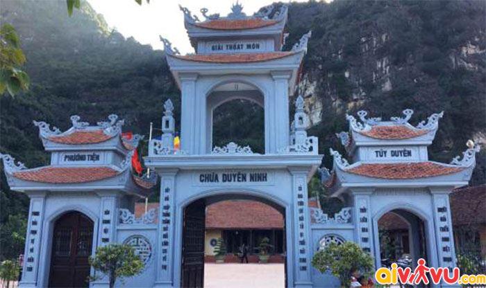 Cầu duyên tại Chùa Hà