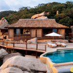 Khách sạn Six Senses Ninh Van Bay kết hợp giữa phong cashc thiết kế cổ điển của Pháp và Việt NamKhách sạn Six Senses Ninh Van Bay kết hợp giữa phong cashc thiết kế cổ điển của Pháp và Việt Nam