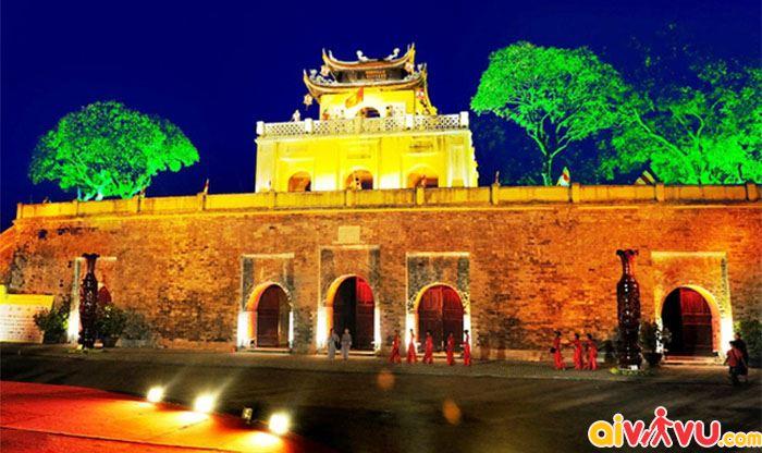 Biểu diễn nghệ thuật đặc sắc tại Hoàng Thành Thăng Long vào ngày tết