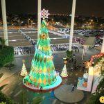 Aeon Mall Long Biên rực rỡ trong ngày giáng sinh