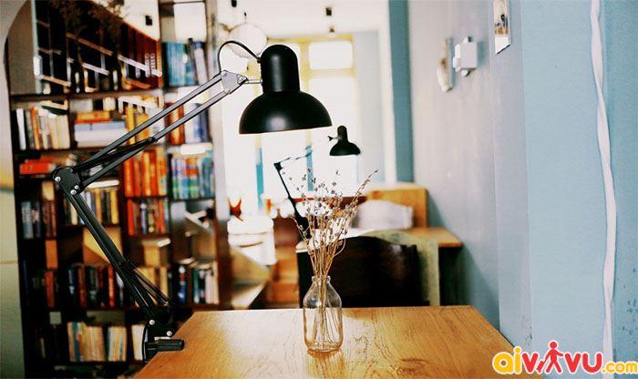 Hub Book Cafe cổ điển
