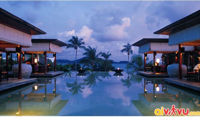 Khách sạn Evason Ana Mandara Nha Trang Resort lọt top 50 khách sạn đẹp nhất Nha Trang