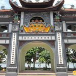 Cầu duyên và bình an tại chùa Phước